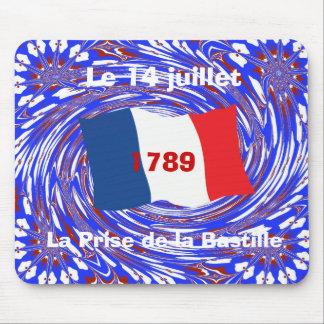 Asalto del Bastille, el 14 de julio de 1789 Alfombrilla De Raton