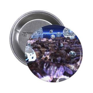 Asalto del esferoide pin