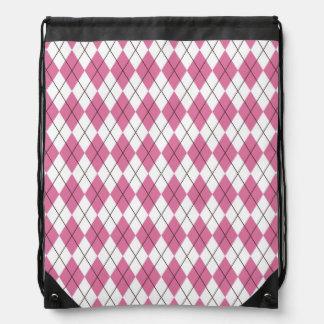asamblea 70er rosada mochila