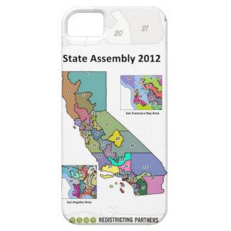 Asamblea estatal iPhone 5 carcasa