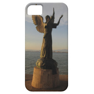 ASAS Angel Statue at Sunset iPhone SE/5/5s Case