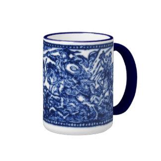 Asatru real: Batalla noble Taza De Café