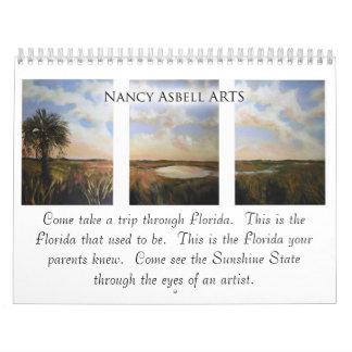 Asbell ARTs Calendar