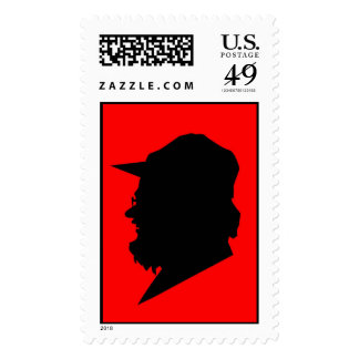 Asbjorn Lonvig cut by a Chinese boy Stamp
