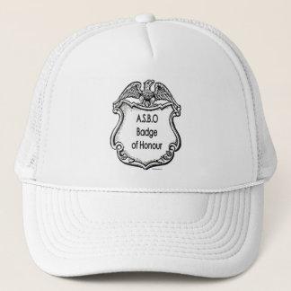 ASBO Badge of Honour Trucker Hat