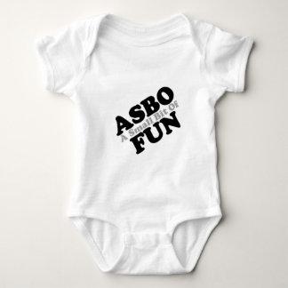 ASBO Fun Baby Bodysuit