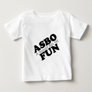 ASBO Fun Baby T-Shirt