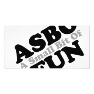 ASBO Fun Card