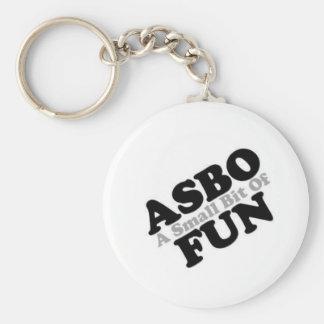 ASBO Fun Keychain