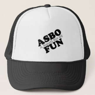 ASBO Fun Trucker Hat