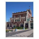 Asbury Park Boardwalk Paramount Theatre Poster