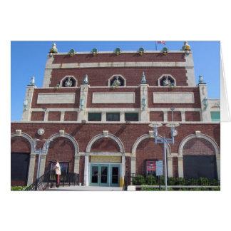 Asbury Park Paramount Theatre Card