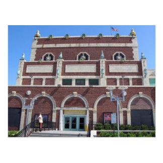 Asbury Park Paramount Theatre Postcard
