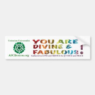 ASC Pride Bumper Sticker