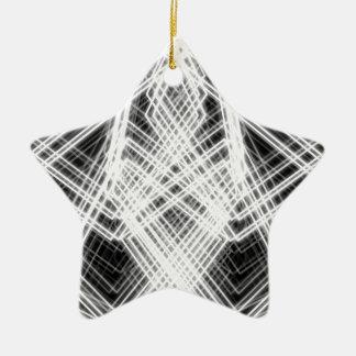 Ascend Ceramic Ornament