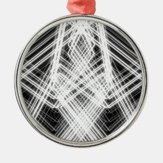Ascend Metal Ornament
