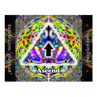 ascend Postcard