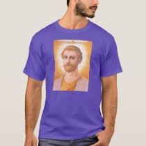 Ascended Master Saint Germain-7th Ray Master T-Shirt