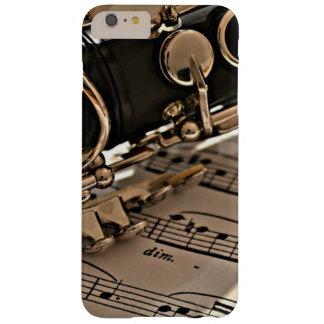 Ascendente cercano del Clarinet Funda De iPhone 6 Plus Barely There
