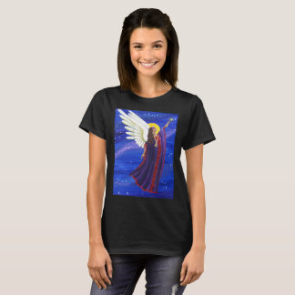 Ascending Angel Apparel Ladies' Cut T-Shirt