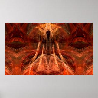 Ascending Spirit Print