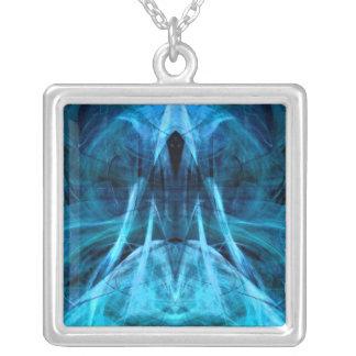 Ascending Spirit Silver Necklace Auua