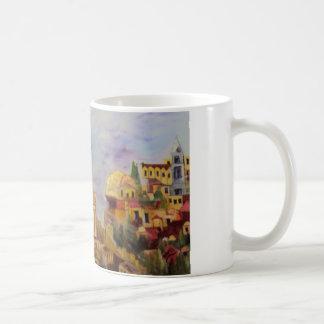 Ascending to Jerusalem Coffee Mug