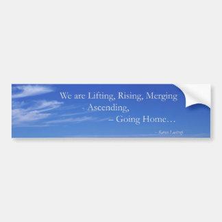 Ascension Bumper Sticker