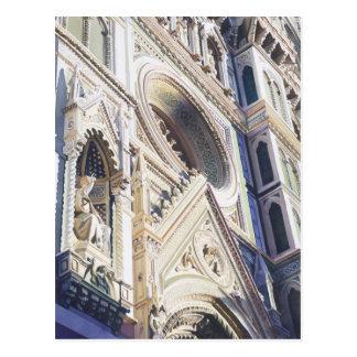 """""""Ascension"""" Church Architecture Watercolor Postcard"""