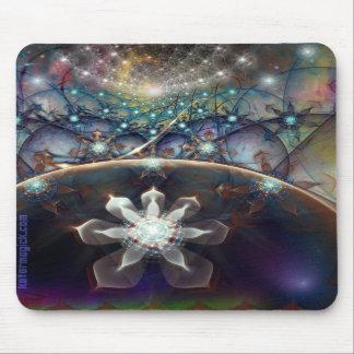 Ascensión cristalina tapetes de ratones