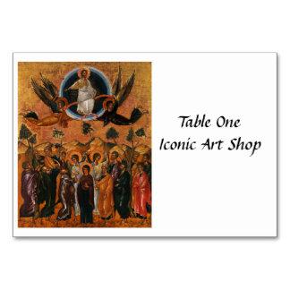 Ascensión de Jesús al cielo
