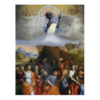 Ascensión de Jesús extranjero Postales
