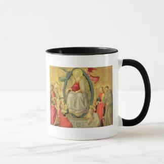 Ascensión de la Virgen, 1465 Taza