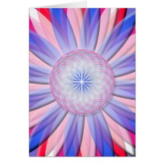 Ascension Flower Card