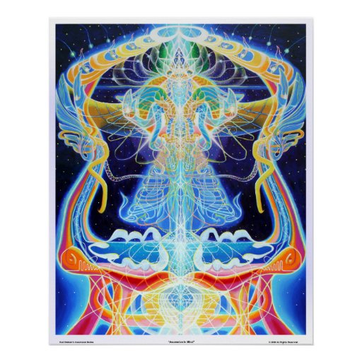 Ascension In Mind (Prints) Posters