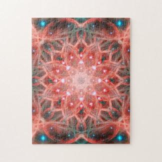 Ascension Mandala Jigsaw Puzzle