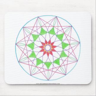 Ascension Mandala Mouse Pad