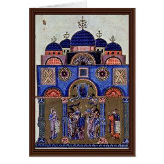 Ascensión (ms Gre de Bilbiothèque Nationale De Fra Tarjetas