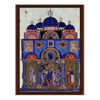 Ascensión (ms Gre de Bilbiothèque Nationale De Fra Tarjetas Postales