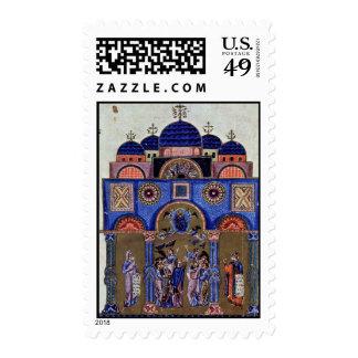 Ascensión (ms Gre de Bilbiothèque Nationale De Sellos Postales