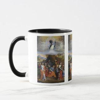 Ascension of Alien Jesus Mug