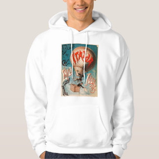 Ascension of Cav. Emile Julhes... Hoodie