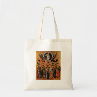 Ascension of Christ in Truth and Love Budget Tote Bag