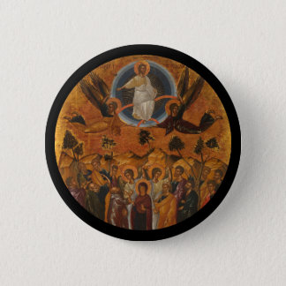 Ascension of Christ in Truth and Love Button