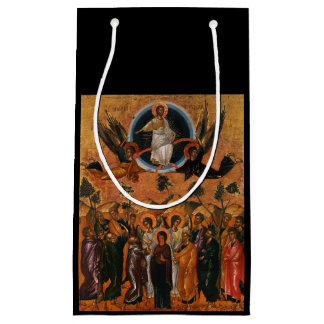 Ascension of Christ in Truth and Love Small Gift Bag