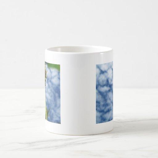 Ascension of the Dandy Lion Coffee Mug