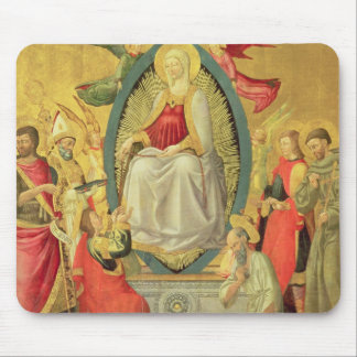 Ascension of the Virgin, 1465 Mouse Pad