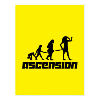 Ascension Postcard