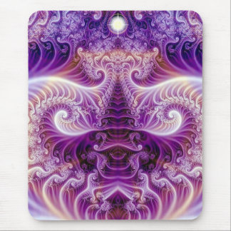 Ascension Stairway fractal Mouse Pad
