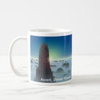 Ascent, Ascent, Ascent, Steven Vincent Johnson,... Coffee Mug